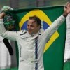 Felipe Massa bids emotional farewell to Brazilian F1 fans