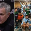 Jose Mourinho gets involved in dressing room clash with Man City