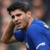 Alvaro Morata to miss Huddersfield game due to back injury