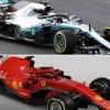 Mercedes and Ferrari launch their cars for the 2018 Formula 1 season
