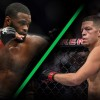 Nate Diaz is keen to fight Tyron Woodley