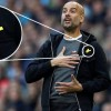 Pep Guardiola charged by FA for wearing a yellow ribbon