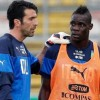 Balotelli and Buffon could return for Italy national team, says Di Biagio