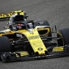 Renault is disappointed by gap to the top three Formula 1 teams