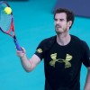 Andy Murray returns for the 2018 Citi Open in Washington