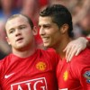 Anthony Martial and Marcus Rashford look at Ronaldo and Rooney for inspiration