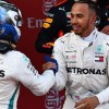 Mercedes driver Lewis Hamilton back on Top