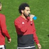 Mohamed Salah will be in action against Russia