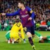 Barcelona beat Real Betis, Lionel Messi Hattrick