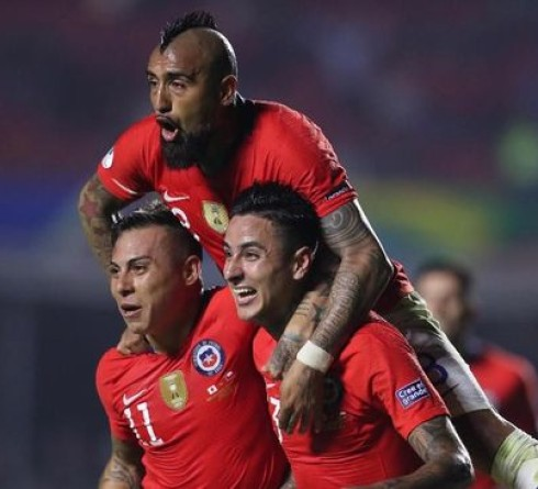 Copa America 2019 Results: Chile 4-0 Japan