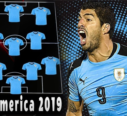 2019 Copa America Results, Uruguay Harvests Goals, Asian Reps Play Draw