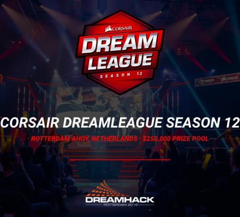 The Dota 2 DreamLeague Season 12 tournament will be held in Rotterdam, Netherlands