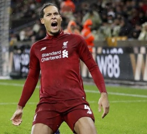 Van Dijk is ready to welcome the Glorious Future at Liverpool