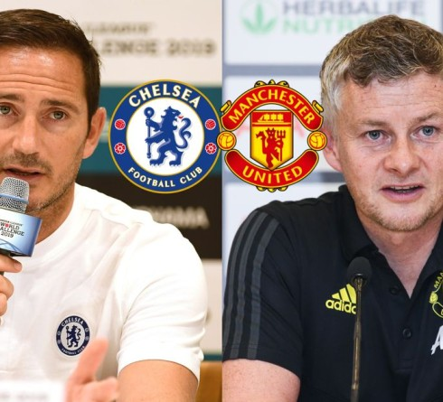 Beaten by Manchester United, Lampard is Reluctant to Find Fault