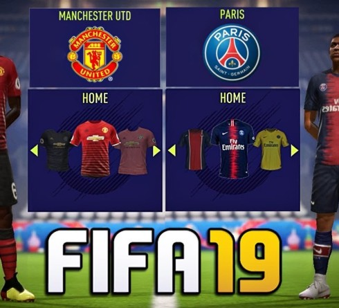 PSG Extends Cooperation with FIFA Games