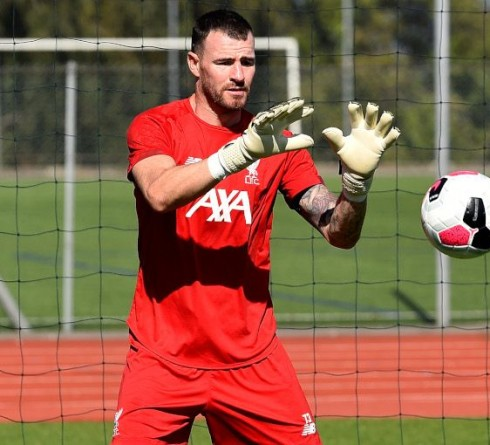 Profile of Andy Lonergan, Liverpool Emergency Goalkeeper After Alisson Injury