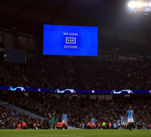 VAR in Action, City fails to win against Tottenham