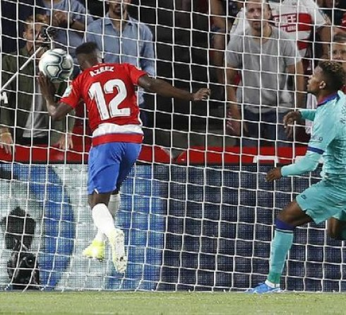Spanish League Results: Barcelona loses 0-2 to Granada