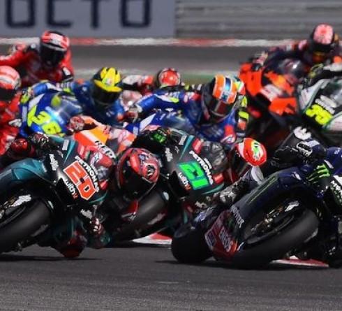 San Marino MotoGP Results: Marquez Defeats Quartararo