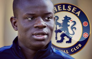 Kante signs for Chelsea