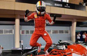 Vettel F1 BahrainGP