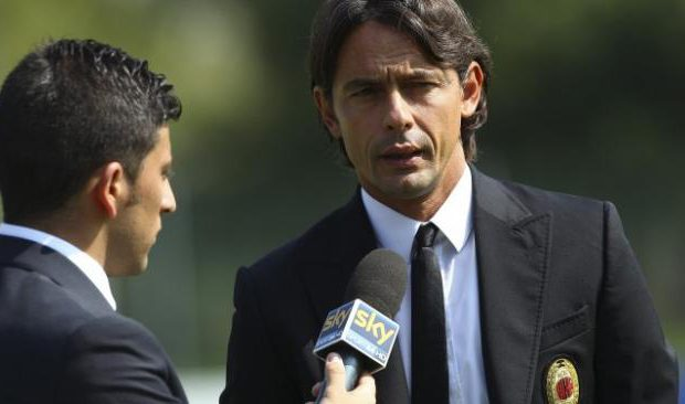 ede322bb1bb Inzaghi  With Ronaldo