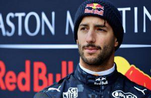 Daniel Ricciardo Farewell