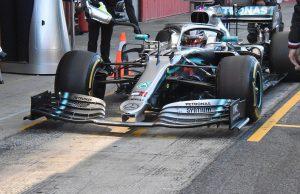 Mercedes W10