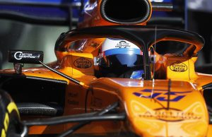 Carlo Sainz McLaren 2019