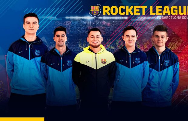 After Pro Evolution Soccer, FC Barcelona now recruits the