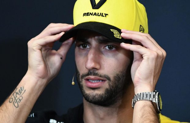 Renault Ricciardo