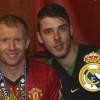 Scholes: Saya bisa mengerti De Gea mau pindah ke Real Madrid