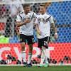 2 Laga Sisa, Penentuan Nasib Jerman