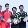 Indonesia Memastikan Satu Gelar di Singapura Open 2018