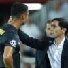 Soal Kartu Merah Cristiano Ronaldo , Pelatih Valencia Nilai Tak Pantas