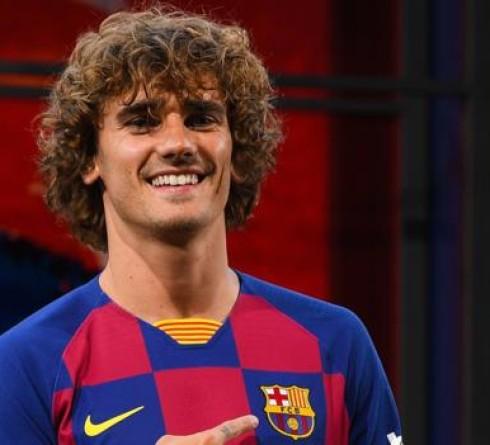 Menimbang Rekrutan Barcelona, Antoine Griezmann