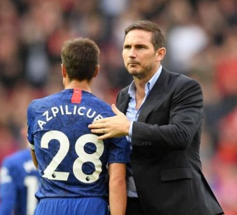 Beban Berat Frank Lampard