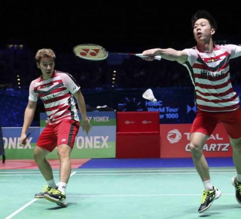 Minions Berhasil Menang Di Babak Kedua China Open