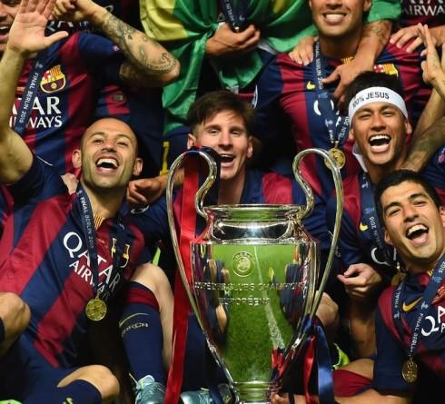 Menimbang Kekuatan Barcelona di Liga Champions
