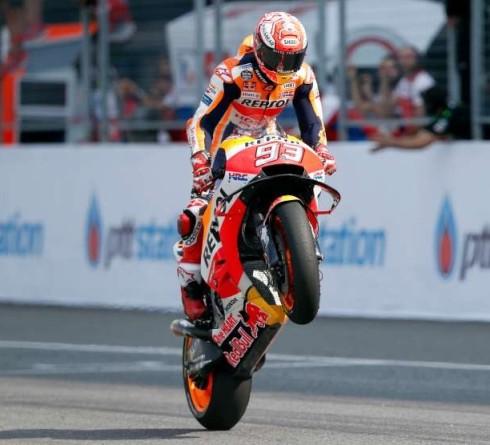Rossi Mengaku Tidak Pernah Cocok Dengan Marquez