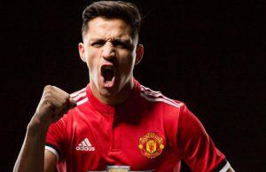 Alexis Sanchez Man United