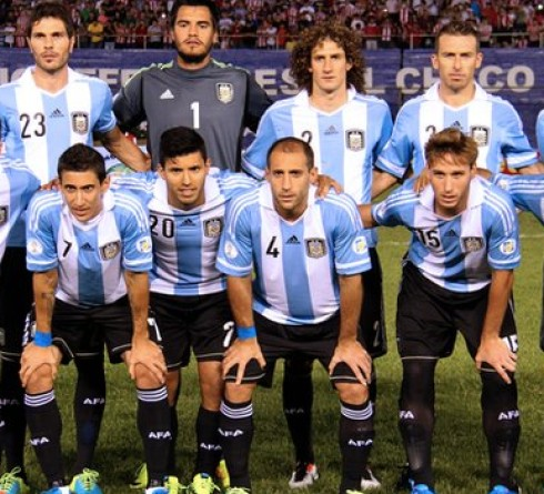 วิเคราะห์บอล  ฟุตบอลโคปา อเมริกา ทีมชาติอาร์เจนติน่า(4) -vs-ทีมชาติปารากวัย(2) สนาม : เอสตาดิโอ โกเวอร์นาดอร์ แมกาลแฮส ปินโต เวลา07.30น.