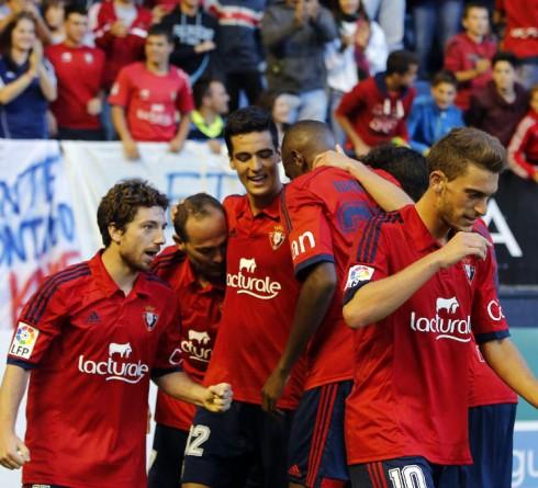 ฟุตบอล ลา ลีกา เรอัล บายาโดลิด (12)-vs-โอซาซูน่า (6)  เวลา: 23.30น. สนาม :มูนิซิปัล โฆเซ่ ซอร์ริญ่า ราคาบอล :เรอัล บายาโดลิด ต่อ ปป